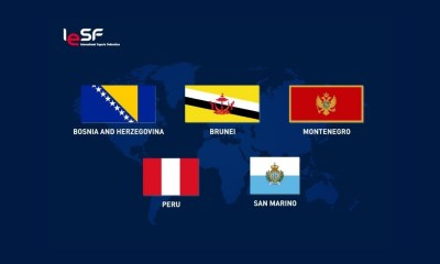 Five New Members Join IESF