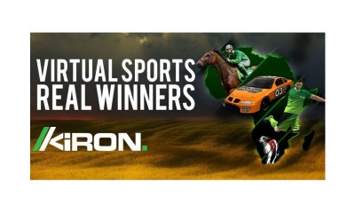 Kiron Debuts Virtuals Online In South Africa With Jika Sports Launch