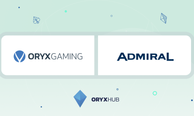 ORYX Gaming goes live with Admiral in Croatia
