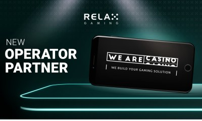 Relax Gaming teams up with WeAreCasino