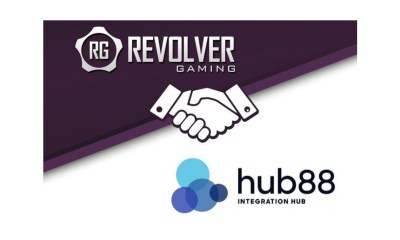 Revolver Gaming to go live with Hub88