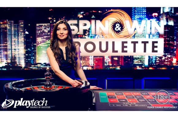 Playtech and PokerStars launch exclusive Spin & Win Live Roulette ...