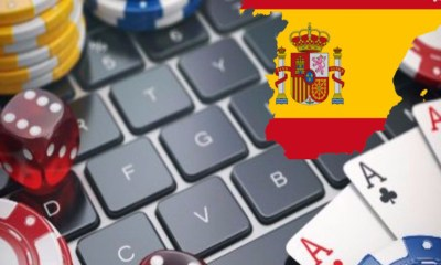 Spanish Gambling Revenue Up 12.5% in Q1 2020