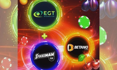 EGT Interactive and Stoiximan/Betano sign new partnership