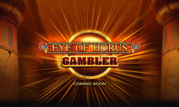 Blueprint Gaming uncovers more mystery with Eye of Horus Gambler