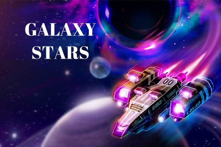Galaxy Stars, a new 20 pay-lines online slot game that boasts a maximum win of 5,000x