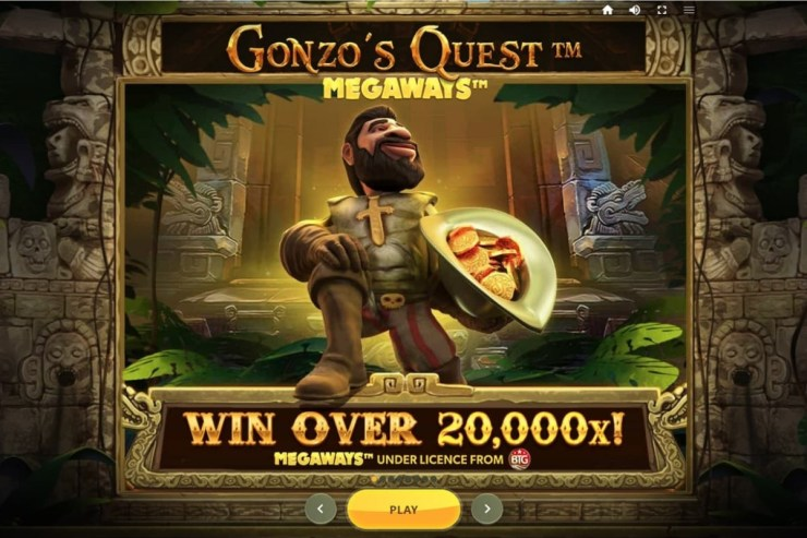 Red Tiger unveils Gonzo's Quest™ MegaWays™