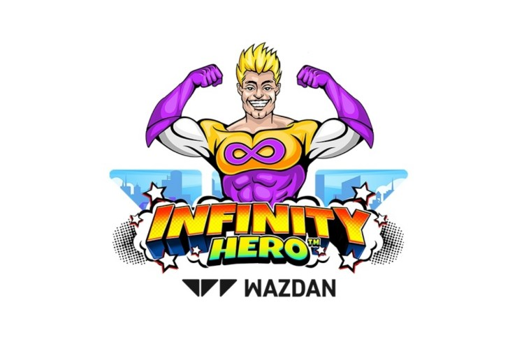 Infinity Hero is injected with Wazdan's world-first Volatility Levels™ feature, a Unique Gamble Feature which allows players to interact with the game's lead character in a mini-game with the chance to double their wins, and a Free Spins feature with Infinite Multiplier that increases the win-multiplier with every win.