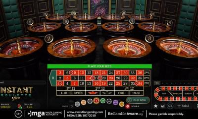 Evolution Launches Instant Roulette, a Unique Multi-Wheel Live Roulette Game