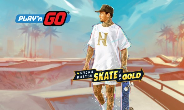 Nyjah Huston Goes for Gold with Play'n GO