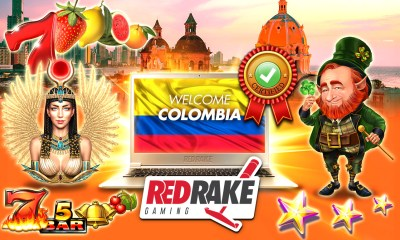 Red Rake Gaming continues its regulated market expansion with Colombia market entry