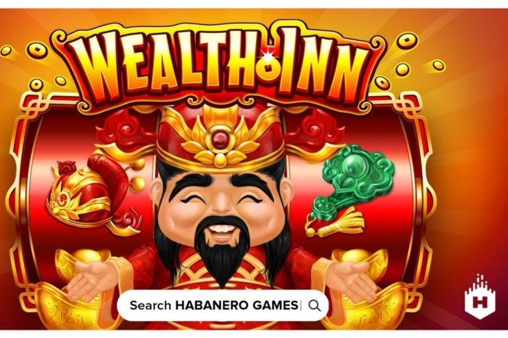 Habanero invites players on an Eastern treasure hunt with Wealth Inn