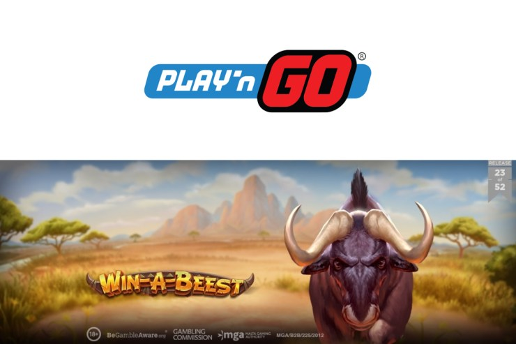 Play'n GO Get Wild with Win-A-Beest Slot