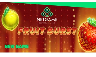 Introducing Fruit Burst by NetGame Entertainment