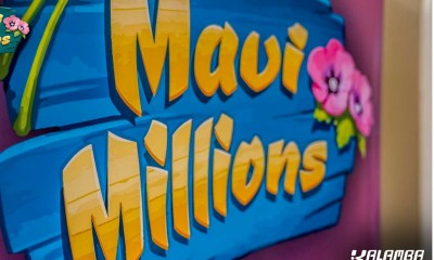 Kalamba Games goes Hawaiian with Maui Millions slot