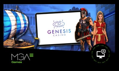 MGA Games show they are unstoppable in Spain in latest collaboration with Genesis Casino