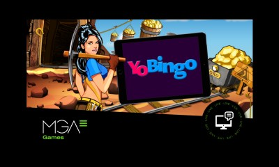 Yobingo.es boosts their online slots catalogue by adding MGA Games to their portfolio