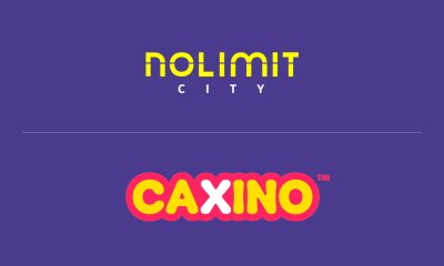 Nolimit City goes live on Rootz Ltd new flagship brand, Caxino Casino