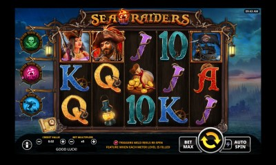 Swintt taking players on a pirate adventure in Sea Raiders