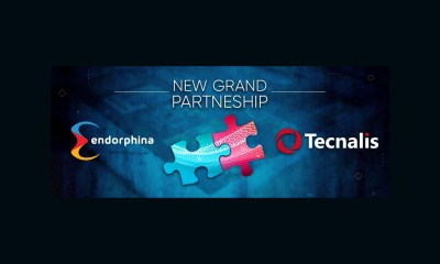 A promising new partnership between Tecnalis and Endorphina