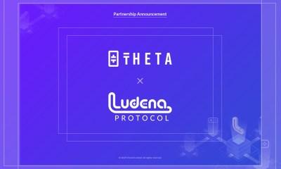Ludena Protocol Partners with Theta Network