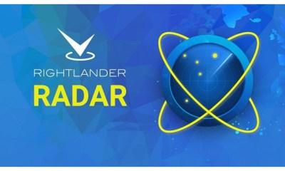 Rightlander Radar launched
