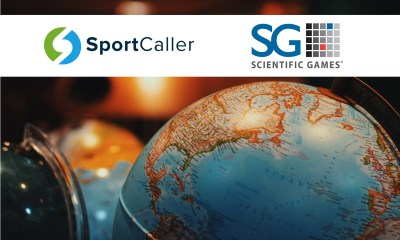 SportCaller widens its distributional scope with Scientific Games