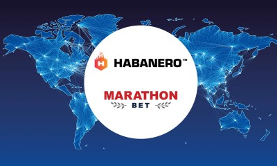 Habanero boosts global reach with Marathonbet
