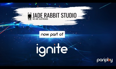 Pariplay's Ignite Development Programme Supports Leap Forward for Jade Rabbit Studio's Casino Content
