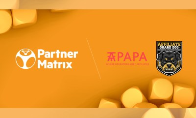 PartnerMatrix joins forces with Affiliate Guard Dog and AffPapa