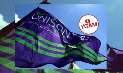 UNISON announce partnership with YGAM