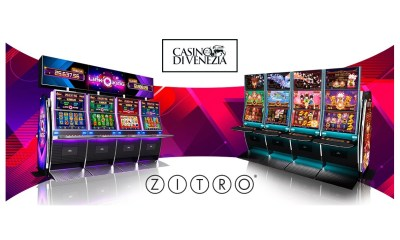 Zitro's Video Slots Charm Players at Casino Di Venezia in Italy