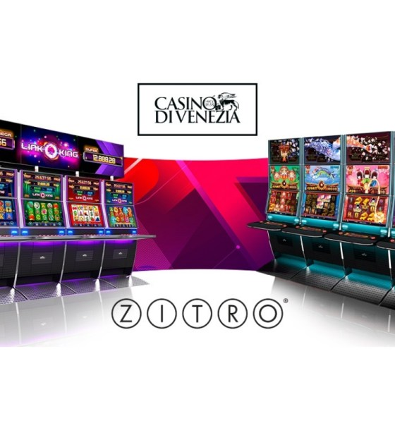 Zitro's Video Slots Charm Players at Casino Di Venezia in Italy
