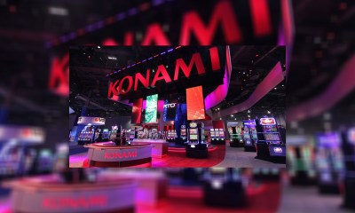 Konami Wins Dual Honours in Casino Journal's Top 20 Most Innovative Gaming Technology Awards