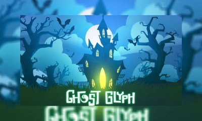 Quickspin Presents Ghost Glyph Slot