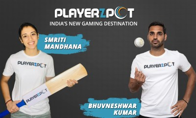 Bhuvneshwar Kumar, Smriti Mandhana roped in as brand ambassadors by Playerzpot