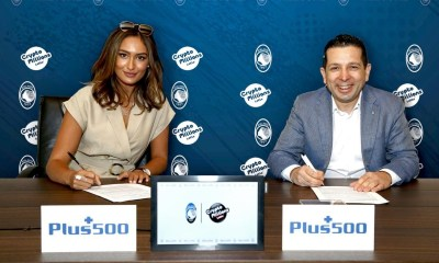 """Crypto Millions Lotto named """"Official Online Lottery Partner"""" of Serie A Club Atalanta B.C."""
