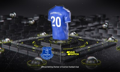 Everton agree Parimatch partnership