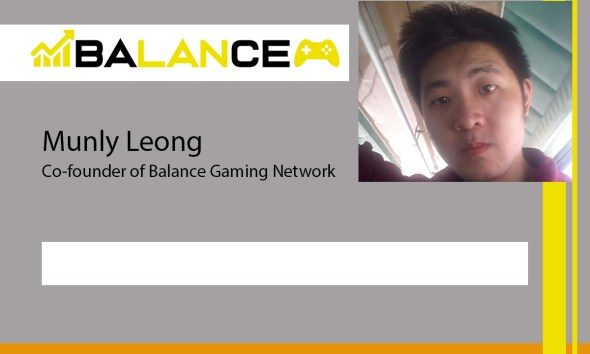 Exclusive Q&A with Munly Leong, Co-founder of Balance Gaming Network