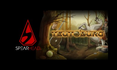 Spearhead Studios introduces history-inspired video slot Teutoburg