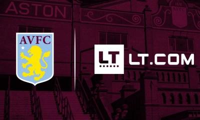 Aston Villa announce LT partnership