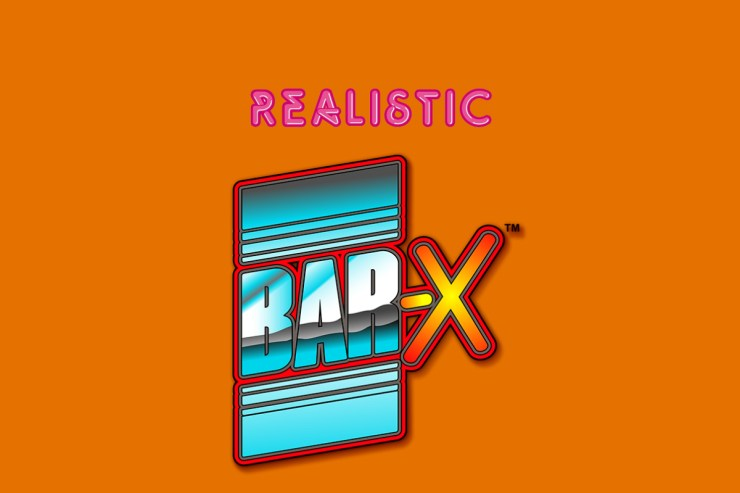 Realistic Games Raises the Bar With Iconic 3-reel Slot Bar-x™