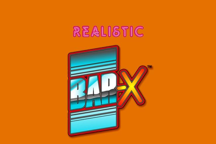 Game Realistis Meningkatkan Standar Dengan Ikonic 3-reel Slot Bar-x ™