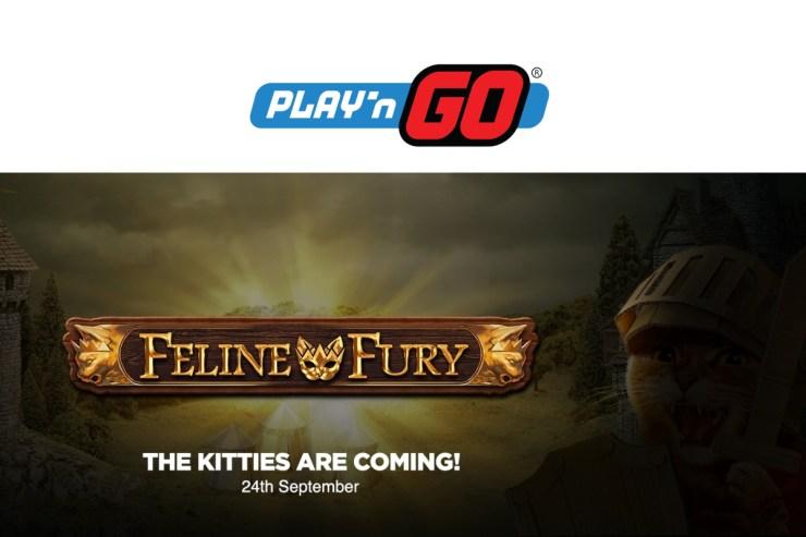 Play'n GO Bring the Fury dalam Rilis Terbaru