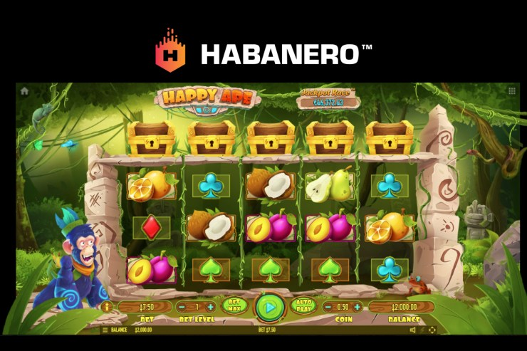 Habanero dengan Happy Ape