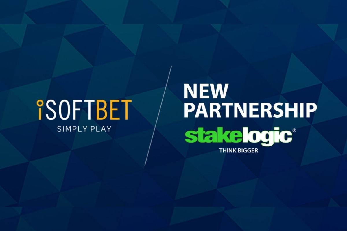 Stakelogic and iSoftBet Sign Content Distribution Partnership