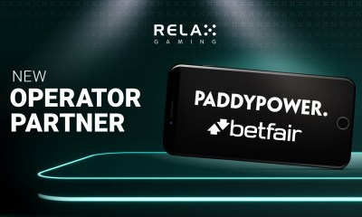Relax Gaming launches with Paddy Power and Betfair
