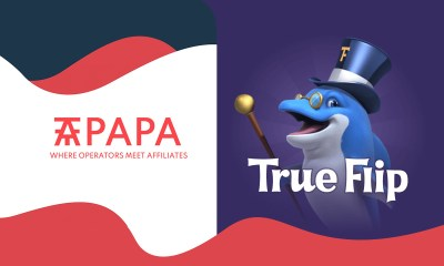 TrueFlip Partners with AffPapa
