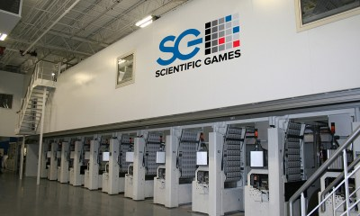 Scientific Games' 10-year Success Growing Lottery Instant Games in Lithuania Continues With New Contract
