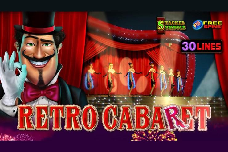 EGT Interactive Mengumumkan Detail dari Slot Retro Cabaret Barunya